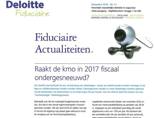 ResQ in Deloitte Fiduciaire December 2016